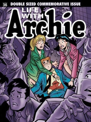Archie dies at end of Life with Archie series