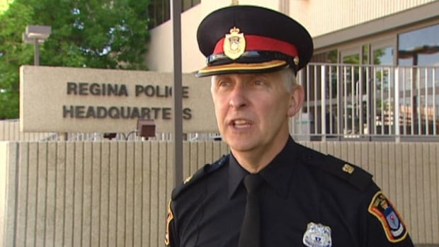 Insp. Robert Dean retired from the Regina Police Service just days before his disciplinary hearing was scheduled.