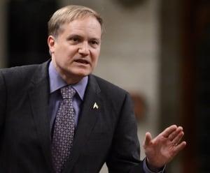NDP House Leader Peter Julian