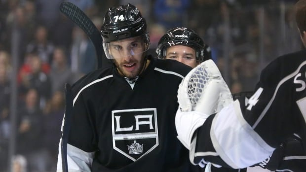Depth forward Dwight King and the Los Angeles Kings have agreed on a new two-year deal.