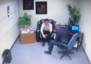 Matthew Foerster interrogation - RCMP video