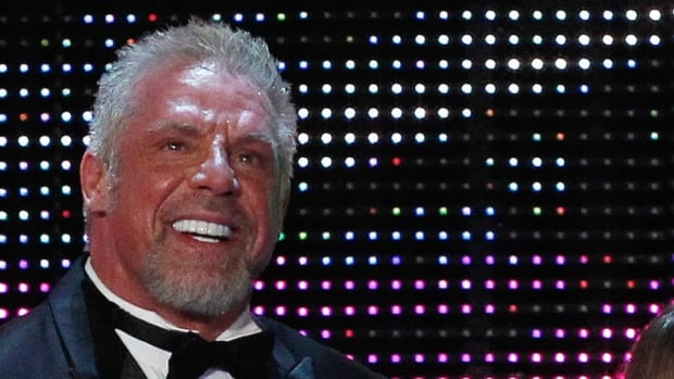 Ultimate Warrior: video highlights