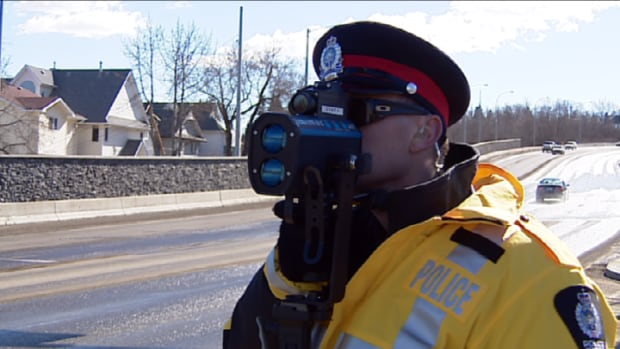 Thousands of Edmonton drivers are tagged for speeding on Scona Road each month.