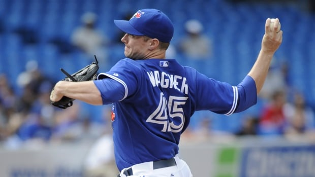 The Toronto Blue Jays have recalled relief pitcher Neil Wagner from triple-A Buffalo. Wagner was 2-4 with a 3.79 earned-run average in 36 games with the Jays last season.
