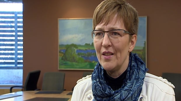 University of Saskatchewan professor Marilyn Poitras says about 40 per cent of law students will suffer from depression.