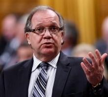 First Nations education Bernard Valcourt 20140224
