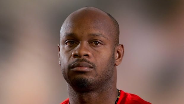 Thursday's suspension ruling would prevent Asafa Powell from competing until December of this year.