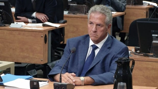 Former construction magnate Tony Accurso faces criminal charges in several municipal corruption cases as well as charges related to tax fraud.