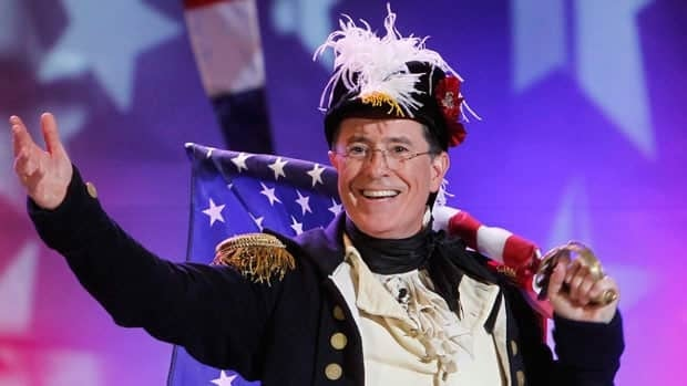 Colbert to inherit the Late Show chair from Letterman