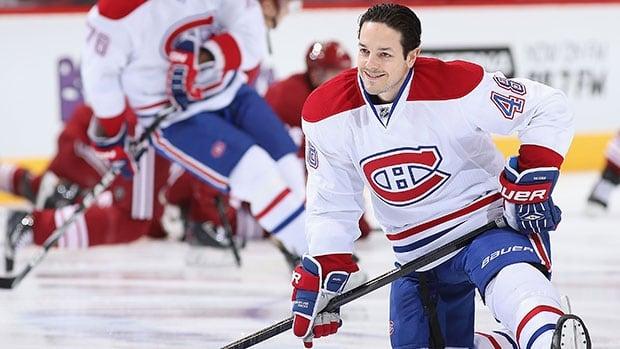 Veteran forward Daniel Briere has shown a knack for producing in the post-season at his various NHL stops.