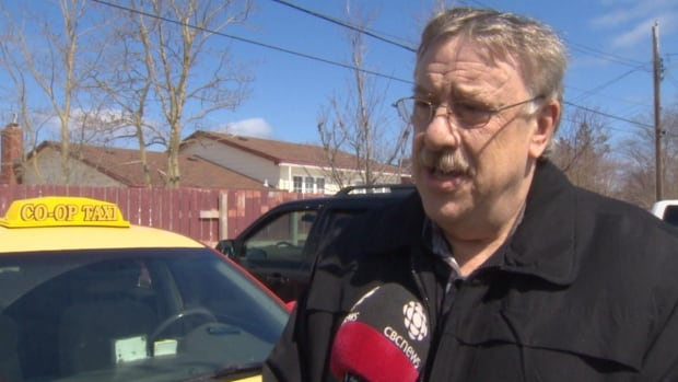 Doug McCarthy is the general manager of Co-Op Taxi in St. John's.