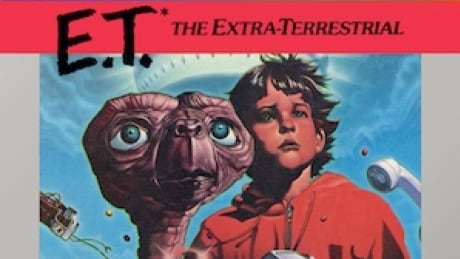 Atari E.T. the Extra-Terrestrial video game