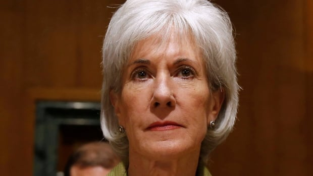 U.S. President Barack Obama will announce the resignation of U.S. Secretary of Health and Human Services Kathleen Sebelius on Friday.