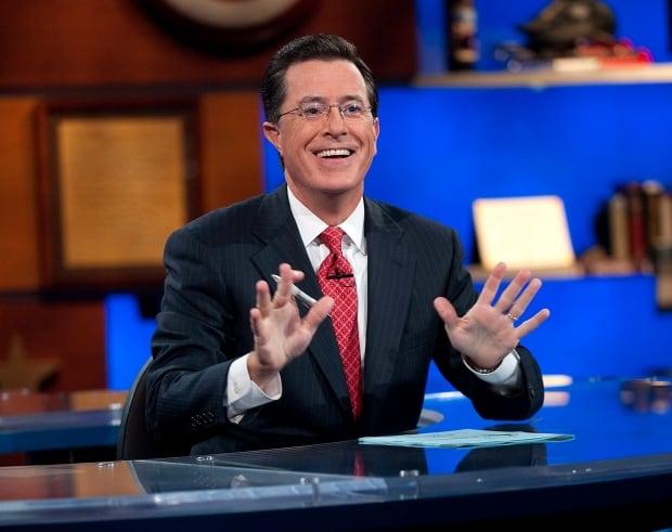 TV-Colbert-Get Lucky Colbert Report 2010