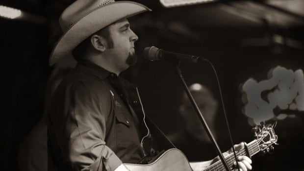 Quinton Blair takes writing country songs seriously