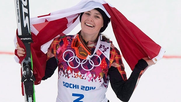 Marielle Thompson, shown in this file photo, capped off an impressive 2014 with a win at nationals in Banff, Alta. on Friday.