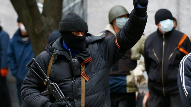 Over the past week, several government buildings in the eastern Ukrainian region of Donetsk have been occupied by armed, Pro-Russian protesters. A deadline to surrender the buildings, set by Kyiv earlier this week, has expired without action from Ukrainian authorities.