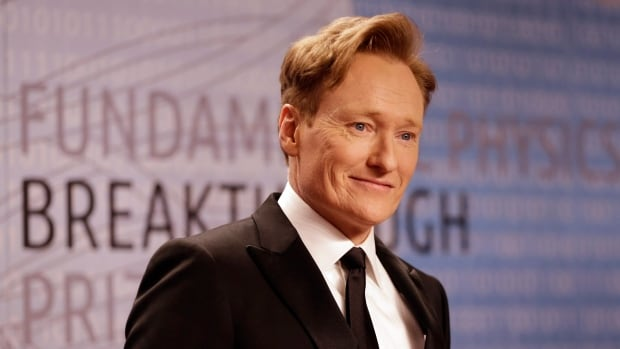 Awards host Conan O'Brien said he's most excited to see Johnny Depp and model/actress Kate Upton at the show on Sunday night.