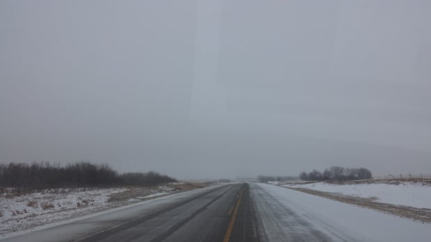 Drifting and swirling snow has been reported on several Saskatchewan highways.