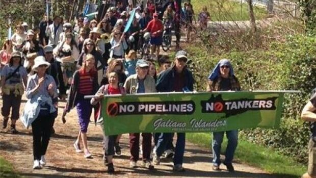 Burnaby residents say they are concerned at the increase in tanker traffic from the expansion of the Westridge Marine Terminal to accommodate the pipeline's increased capacity.