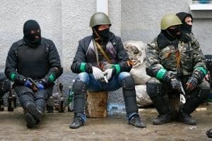 Ukraine crisis Slaviansk