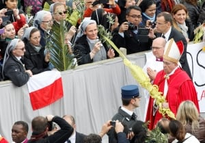 Vatican Palm Sunday
