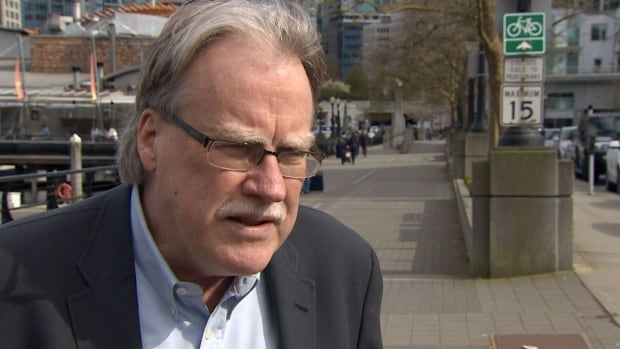 "B.C. Federation of Labour president Jim Sinclair says if McDonald's doesn't stop using temporary foreign workers it could ask people, ""you know what? If you support Canada, then don't go to McDonald's anymore."""