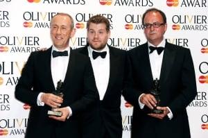 Britain The Olivier Awards- Press Room