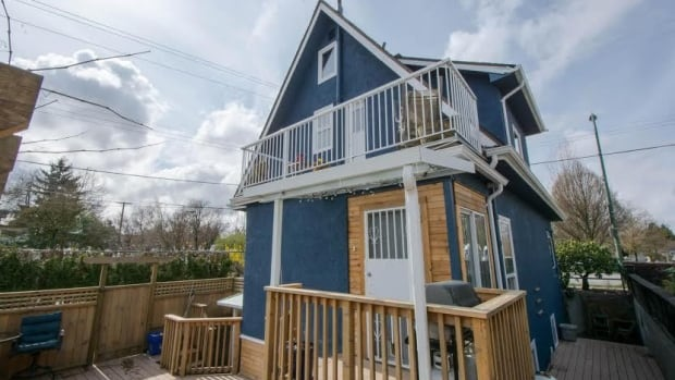 Vancouver's cheapest house