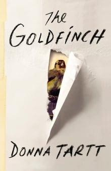 Pulitzers-Arts Goldfinch Donna Tartt