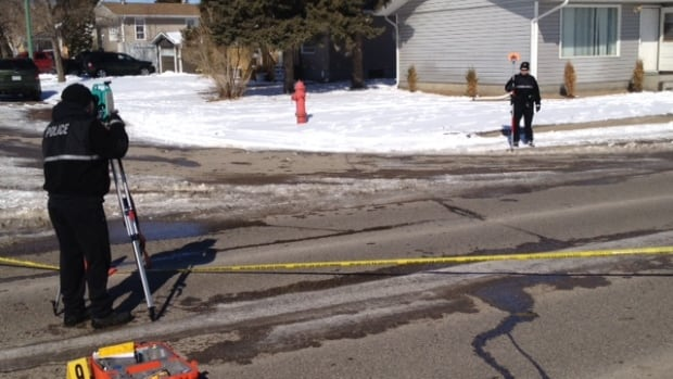 Police in Prince Albert are investigating the shooting death of a 17-year-old.