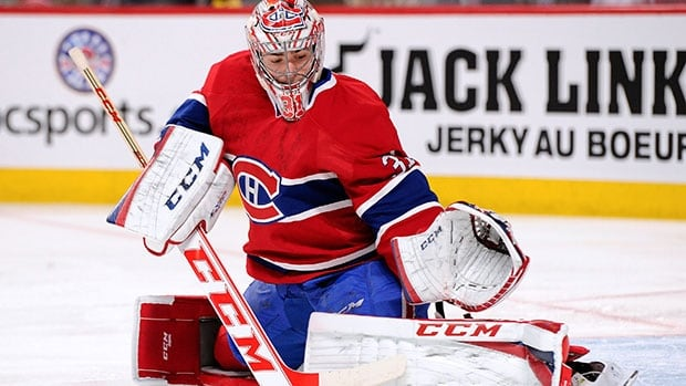 Carey Price and the Montreal Canadiens open their second-round series on Thursday night in Boston.