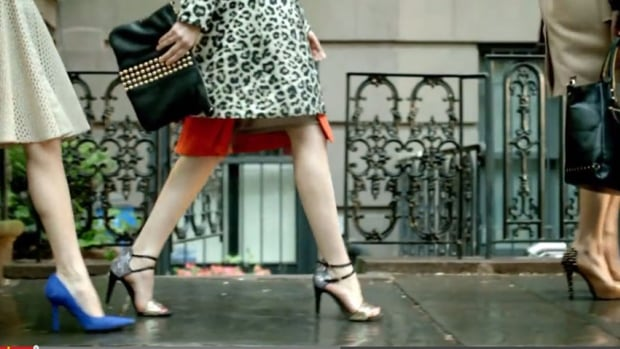 U.S. shoe retailer DSW Inc. has bought 44 per cent of Canada's Town Shoes with an option to buy all of the company.