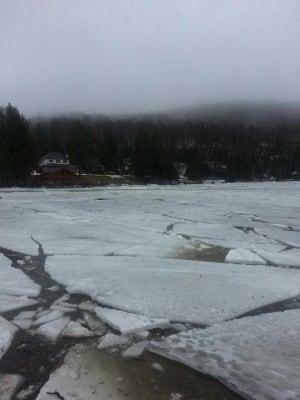 Lac-des-Seize-Îles landslide