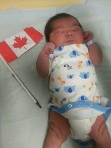 Baby Matias