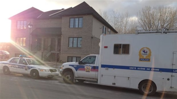 Early morning raids involved officers from eight different organizations including Laval Police, the Sureté du Québec and the RCMP.