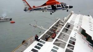 South Korea Ship Sinking