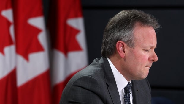 Stephen Poloz, governor of the Bank of Canada, is expected to keep interest rates at one per cent.