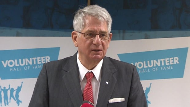 Edward Roberts says this year's inductees to the province's Volunteer Hall of Fame made great contributions to Newfoundland and Labrador.