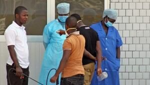 Ebola new strain