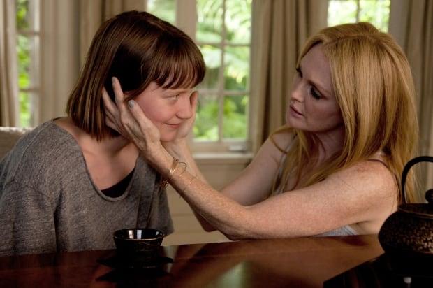 Mia Wasikowska and Julianne Moore, Maps to the Stars