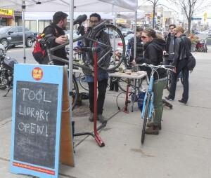 toronto tool library workshop