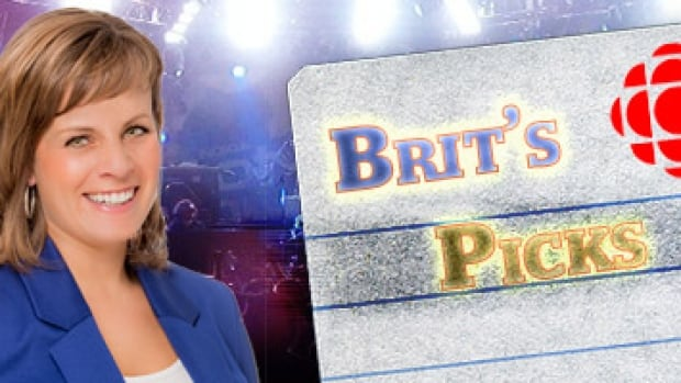 Let Britainy Robinson help keep you busy and entertained this weekend.
