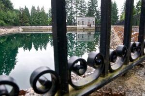 Portland pee in reservoir