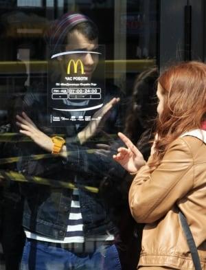 Crimea-McDonald's