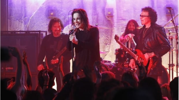 Black Sabbath will take the stage at Credit Union Centre tonight.