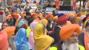 Surrey Vaisakhi April 19, 2014