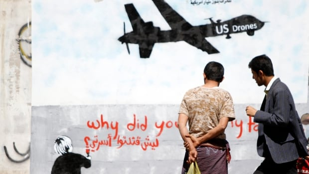 U.s. air strikes have killed at least 25 suspected al-Qaeda militants in just two days in rural Yemen. The U.S. government maintains a policy of not commenting on operations in Yemen, but locals said there were drones circling the area for days in advance of the strikes.