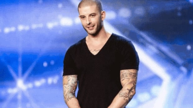 Winnipegger Darcy Oake impressed the judges on Britain's Got Talent last month.
