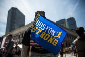 Boston strong national guard marathon apr 21 2014